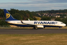 Aircraft Photo of EI-DHA | Boeing 737-8AS | Ryanair | AirHistory.net #234647