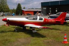 Aircraft Photo of C-GLUE | Lancair Lancair 235 | AirHistory.net #235421