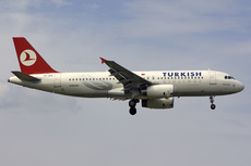 Aircraft Photo of TC-JPE | Airbus A320-232 | Turkish Airlines | AirHistory.net #235714