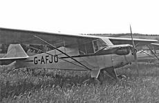 Aircraft Photo of G-AFJO | Taylorcraft A | (Rotol Flying Club) | AirHistory.net #236340