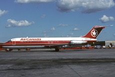 Aircraft Photo of C-FTLZ | McDonnell Douglas C-9C (DC-9-32) | Air Canada | AirHistory.net #236355