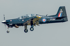 Aircraft Photo of ZF289 | Short S-312 Tucano T1 | UK - Air Force | AirHistory.net #236371