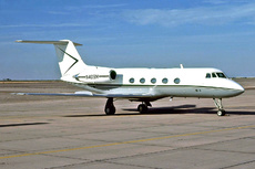 Aircraft Photo of N409M | Grumman G-1159 Gulfstream II | AirHistory.net #236692