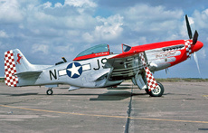 Aircraft Photo of N988C | North American P-51D Mustang | USA - Air Force | AirHistory.net #236691