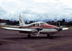 Aircraft Photo of P2-PAY | Piper PA-23-250 Aztec C | AirHistory.net #237711