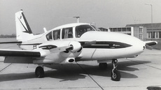 Aircraft Photo of SE-ECA | Piper PA-23-250 Aztec B | AirHistory.net #238273