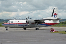 Aircraft Photo of 9M-MGD | Fokker 50 | Malaysia Airlines | AirHistory.net #239339