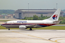 Aircraft Photo of 9M-MFA | Boeing 737-5H4 | Malaysia Airlines | AirHistory.net #239361