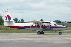 Aircraft Photo of 9M-MDN | De Havilland Canada DHC-6-300 Twin Otter | Malaysia Airlines | AirHistory.net #239356