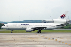 Aircraft Photo of N106WA | McDonnell Douglas DC-10-30CF | Malaysia Airlines | AirHistory.net #239341