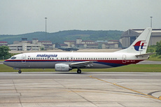 Aircraft Photo of 9M-MJO | Boeing 737-4Y0 | Malaysia Airlines | AirHistory.net #239347