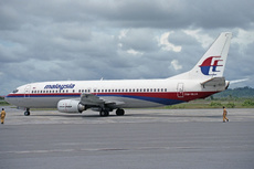 Aircraft Photo of 9M-MJA | Boeing 737-4Q8 | Malaysia Airlines | AirHistory.net #239349