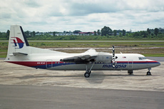 Aircraft Photo of 9M-MGF | Fokker 50 | Malaysia Airlines | AirHistory.net #239353