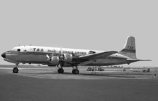 Aircraft Photo of VH-TAD | Douglas DC-6A | Trans-Australia Airlines - TAA | AirHistory.net #239541