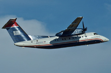 Aircraft Photo of N941HA | De Havilland Canada DHC-8-102A Dash 8 | US Airways Express | AirHistory.net #240500