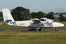 Aircraft Photo of G-BZFP | De Havilland Canada DHC-6-300 Twin Otter | Flybe | AirHistory.net #240564