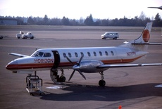 Aircraft Photo of N377PH | Fairchild Swearingen SA-227AC Metro III | Horizon Air | AirHistory.net #241368