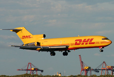 Aircraft Photo of VH-DHE | Boeing 727-2J4/Adv | DHL | AirHistory.net #242308