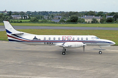 Aircraft Photo of G-BUKA | Fairchild SA-227AC Metro III | Air Corbiere | AirHistory.net #243102