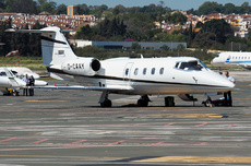 Aircraft Photo of D-CAAY | Learjet 55B | Air Alliance | AirHistory.net #243761