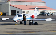 Aircraft Photo of N515TC | Gates Learjet 25D | Calspan Aerospace | AirHistory.net #243925