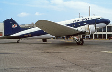 Aircraft Photo of VP-LVH | Douglas DC-3A | Air BVI | AirHistory.net #244249