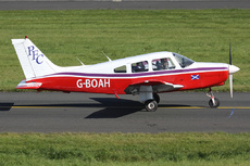 Aircraft Photo of G-BOAH | Piper PA-28-161 Warrior II | Prestwick Flight Centre | AirHistory.net #246017