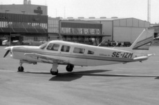 Aircraft Photo of SE-IZM | Piper PA-32R-301T Turbo Saratoga SP | AirHistory.net #245981