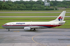 Aircraft Photo of 9M-MQE | Boeing 737-4H6 | Malaysia Airlines | AirHistory.net #246336