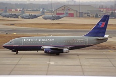 Aircraft Photo of N9006U | Boeing 737-222 | United Airlines | AirHistory.net #247498