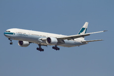 Aircraft Photo of B-KPK | Boeing 777-367/ER | Cathay Pacific Airways | AirHistory.net #248113