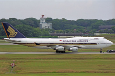 Aircraft Photo of 9V-SMF | Boeing 747-412 | Singapore Airlines | AirHistory.net #248041