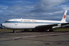 Aircraft Photo of VP-BDF | Boeing 707-321 | Bahamas World | AirHistory.net #248146