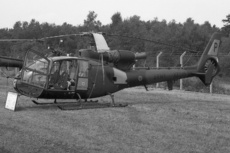 Aircraft Photo of XZ315 | Aerospatiale SA-341B Gazelle AH1 | UK - Army | AirHistory.net #248492