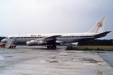 Aircraft Photo of N911R | Douglas DC-8-55F | Elan Air | AirHistory.net #248574