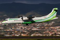 Aircraft Photo of EC-KYI | ATR ATR-72-500 (ATR-72-212A) | Binter Canarias | AirHistory.net #248743