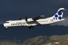 Aircraft Photo of EC-MUJ | ATR ATR-72-500 (ATR-72-212A) | Canaryfly | AirHistory.net #248754
