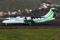 Aircraft Photo of EC-NDD | ATR ATR-72-600 (ATR-72-212A) | Binter Canarias | AirHistory.net #248755