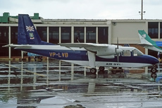 Aircraft Photo of VP-LVB | Britten-Norman BN-2A-8 Islander | Air BVI | AirHistory.net #248799