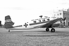 Aircraft Photo of VH-FDA | De Havilland Australia DHA-3 Drover Mk3A | Royal Flying Doctor Service - RFDS | AirHistory.net #249349
