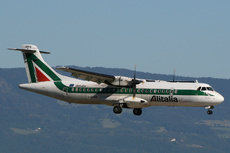 Aircraft Photo of I-ATRR | ATR ATR-72-212 | Alitalia Express | AirHistory.net #250521