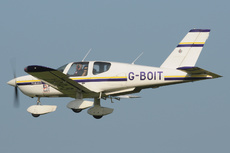 Aircraft Photo of G-BOIT | Socata TB-10 Tobago | Naval Aviation Ltd | AirHistory.net #250775