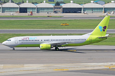 Aircraft Photo of HL7557 | Boeing 737-86N | Jin Air | AirHistory.net #251049
