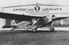 Aircraft Photo of NC9663 | Ford 5-AT-B Tri-Motor | American Airways | AirHistory.net #253066