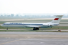 Aircraft Photo of CCCP-86617 | Ilyushin Il-62 | Aeroflot | AirHistory.net #254350