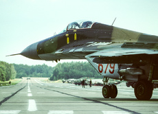 Aircraft Photo of 679 | Mikoyan-Gurevich MiG-29 | East Germany - Air Force | AirHistory.net #255658