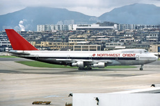 Aircraft Photo of N608US | Boeing 747-151 | Northwest Orient Airlines | AirHistory.net #255939