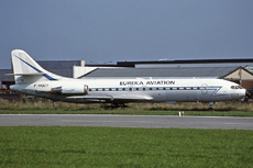 Aircraft Photo of F-WQCT | Sud SE-210 Caravelle 11R | Eureka Aviation | AirHistory.net #256116
