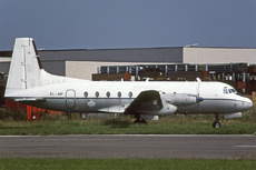 Aircraft Photo of EL-AIF | Hawker Siddeley HS-748 Andover CC.2 | AirHistory.net #256122