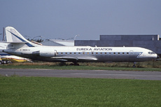 Aircraft Photo of F-WQCU | Sud SE-210 Caravelle 11R | Eureka Aviation | AirHistory.net #256140